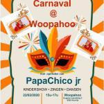 carnaval met kindershow Papa Chico Jr